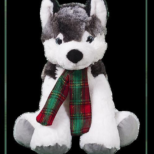 North Pole Toy Workshop RESERVATION -Husky