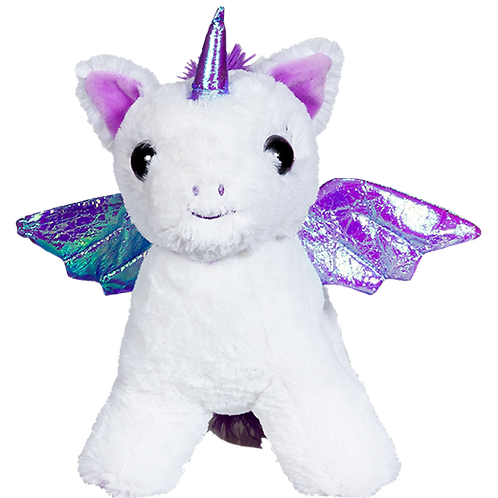 Purple Pegasus Stuff A Stuffie Kit