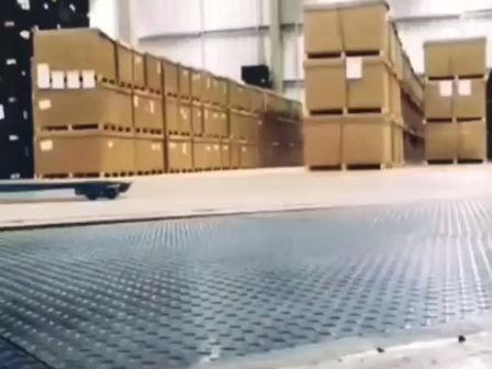 A importância do sistema FLOAT em niveladoras e rampas.