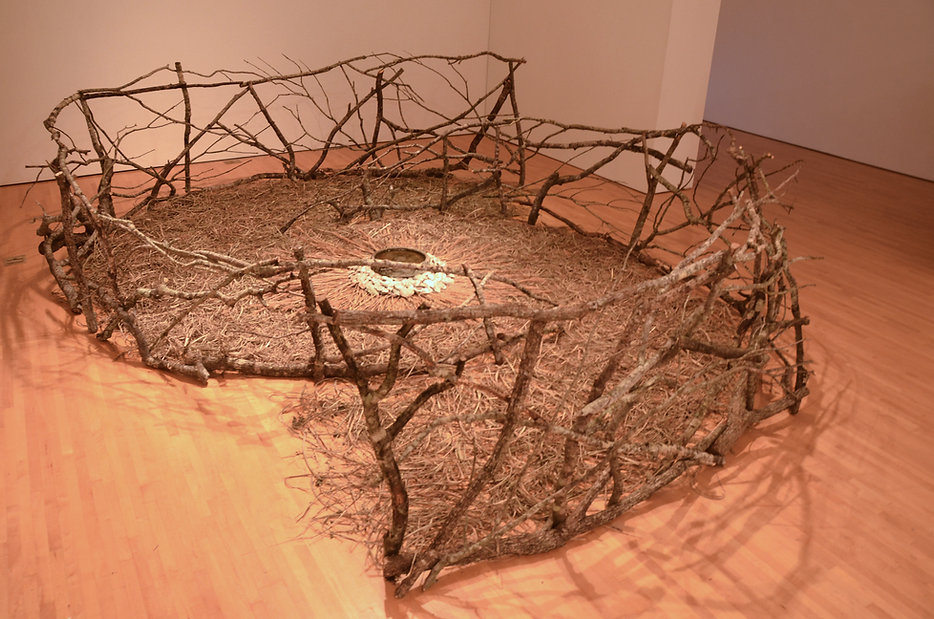 Environmental Art Installation, Sense of Place