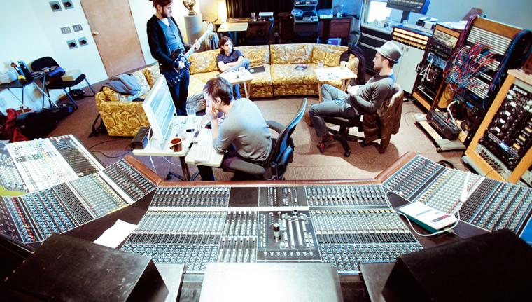 Studio B Control