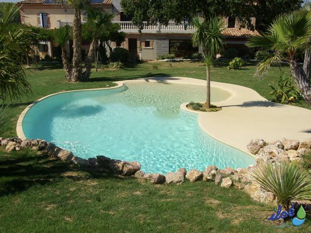 iloé - piscines - coquillage 5