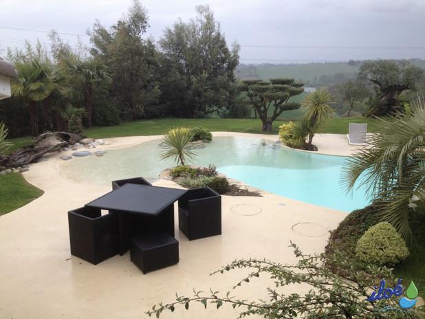 iloé - piscines - coquillage 6