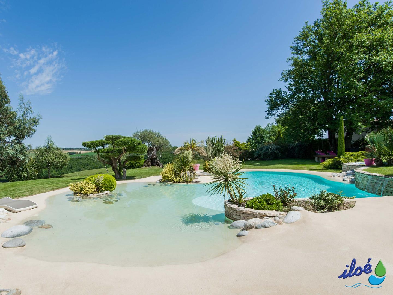 iloé - piscines - coquillage 1