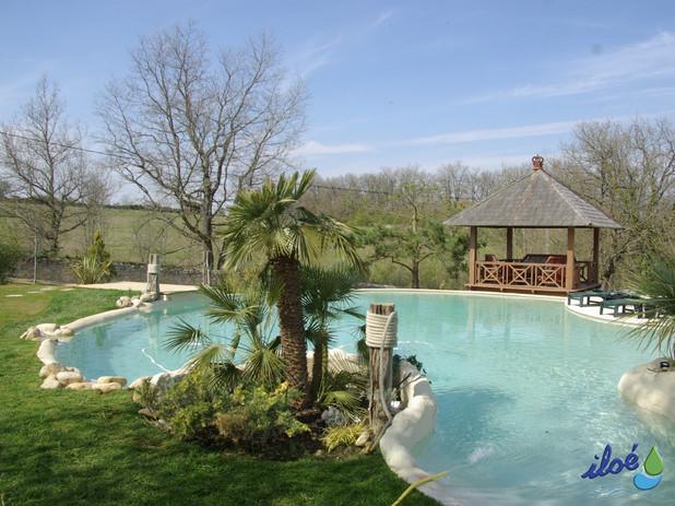 iloé - piscines - coquillage 12