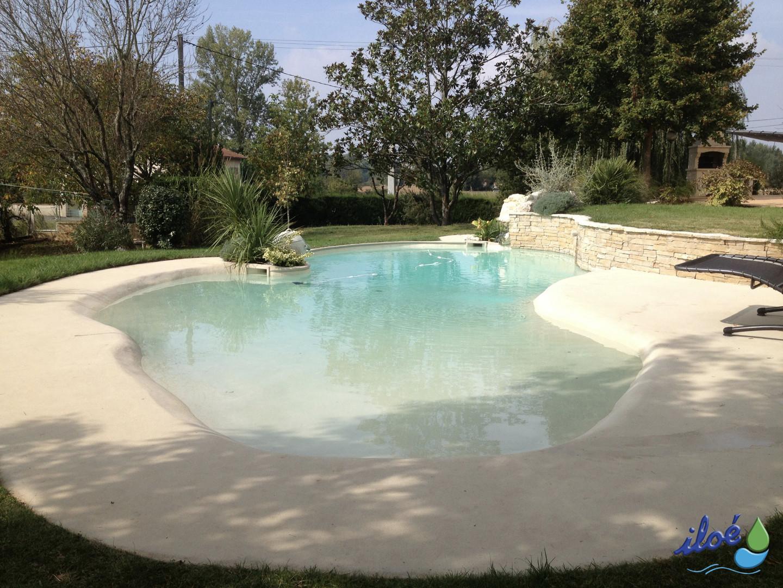 iloé - piscines - coquillage 14
