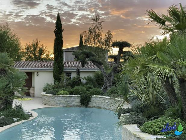 iloé - piscines - paysage 4