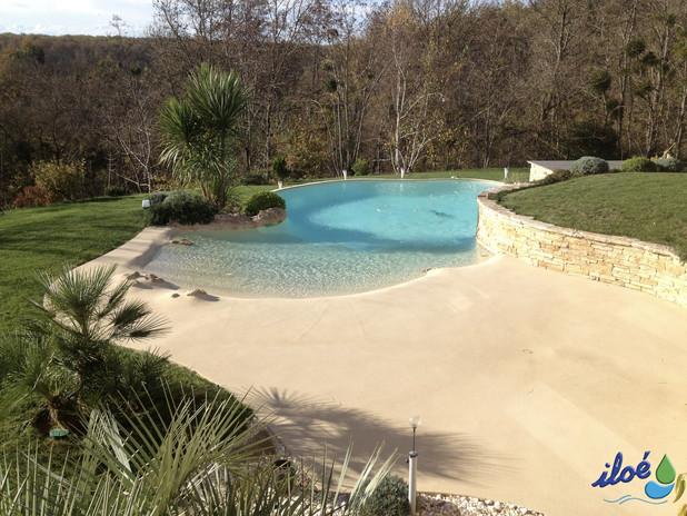 iloé - piscines - coquillage 11