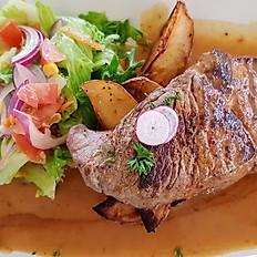 Icelandic Horse Sirlion Steak