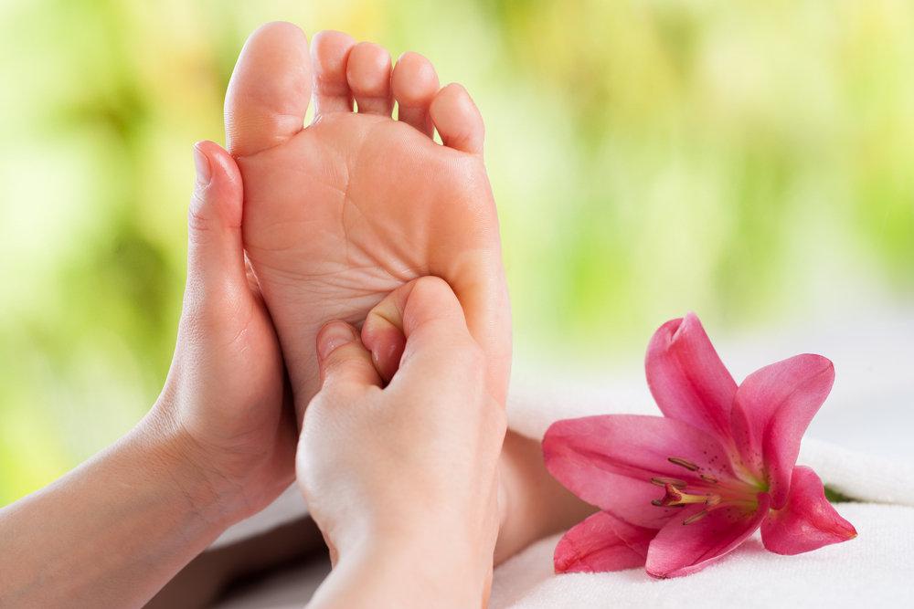 Foot Reflexology (30min)