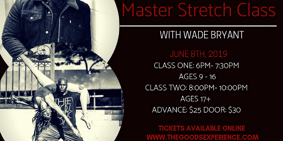 Master Stretch Class with Wade Bryant