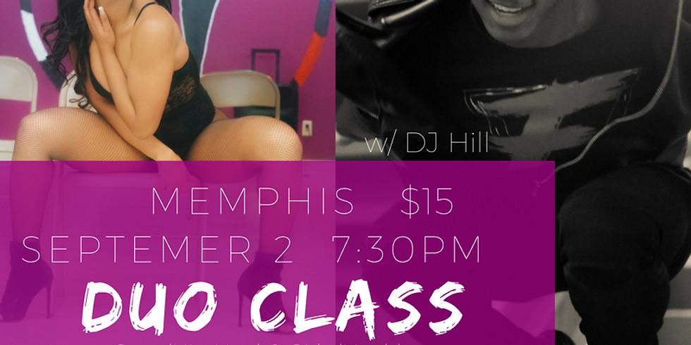 The Goods Experience: Memphis Duo Class (Heels & Hip Hop)