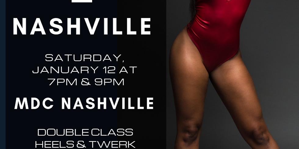 The Goods Experience: Nashville (Heels & Twerk)