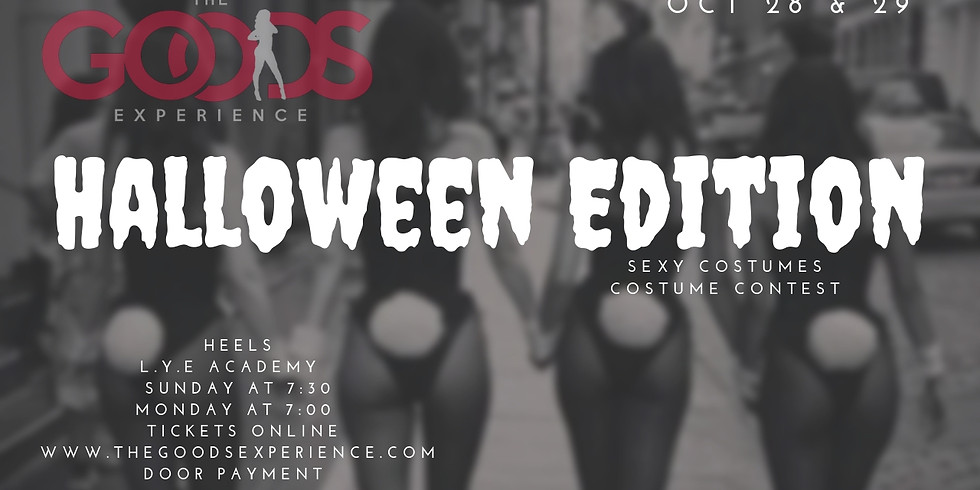 The Goods Experience: Halloween Edition