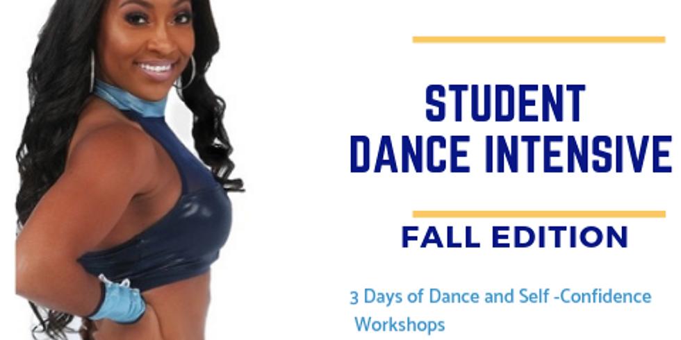 Teen Dance Intensive/ Workshop (Fall Edition)