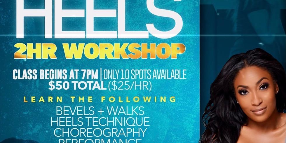 2-HR Beginner Heels Workshop (1)