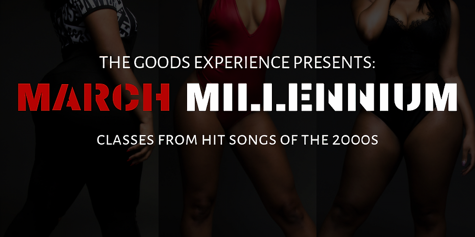 March Millennium: Heels w/ Tri