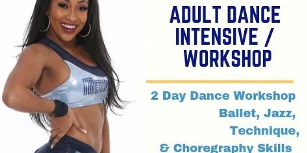 Adult Dance Intensive/ Workshop