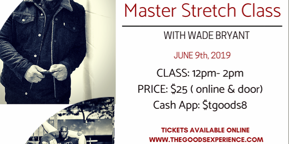 Master Stretch Class Part 2