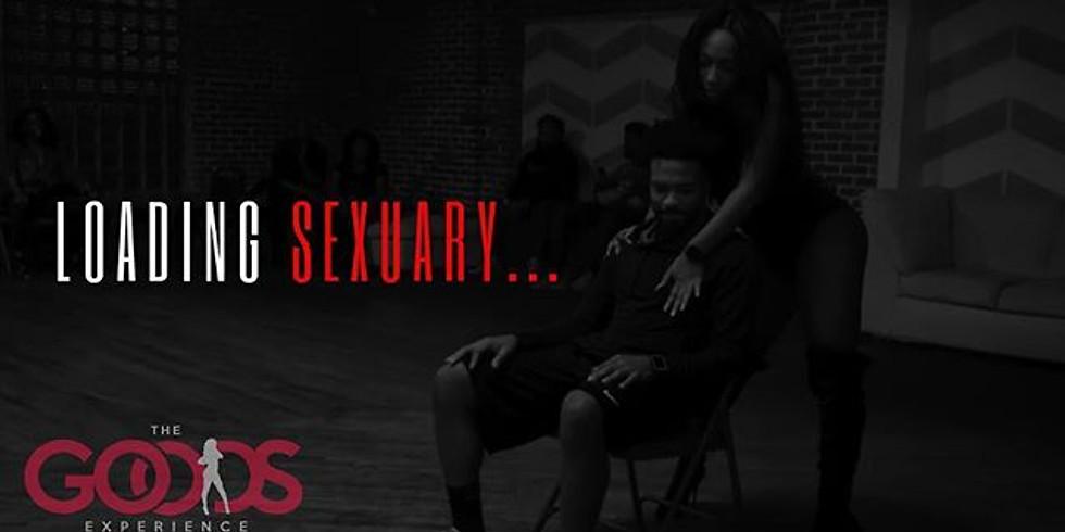 SEXUARY: HEELS W/ TRI