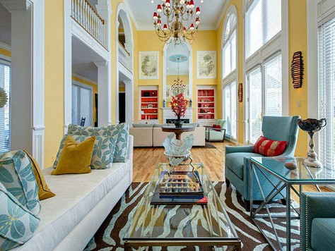 Revitalize Home With Color