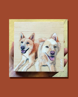 Japanese Pups (SOLD)