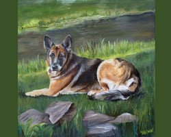 Max the GSD (SOLD)