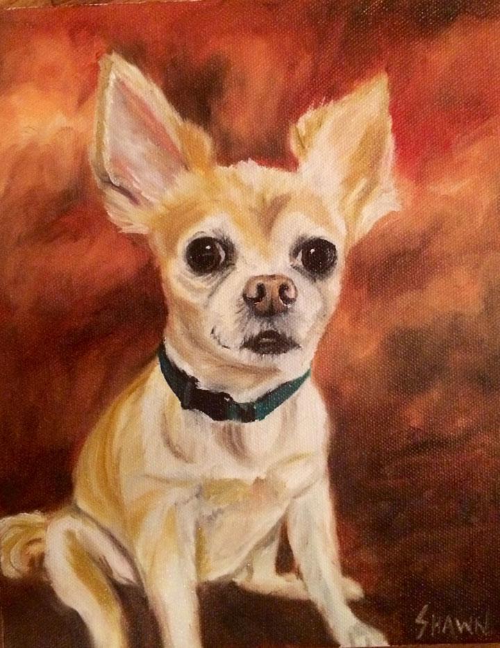 Bella Chihuahua (SOLD)