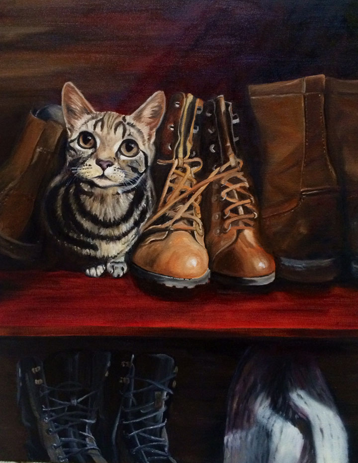 Cat and Boots