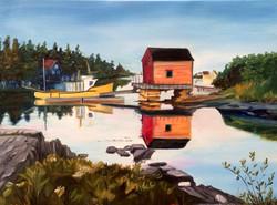 Nova Scotia Boat House (SOLD)