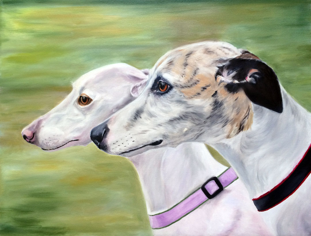 Hobbes Whippets (SOLD)