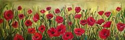 Poppies a la Hart (SOLD
