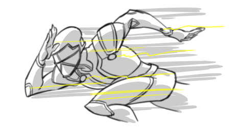 Fight sequences