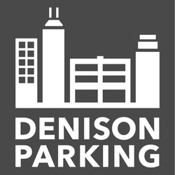 Denison logo B&W