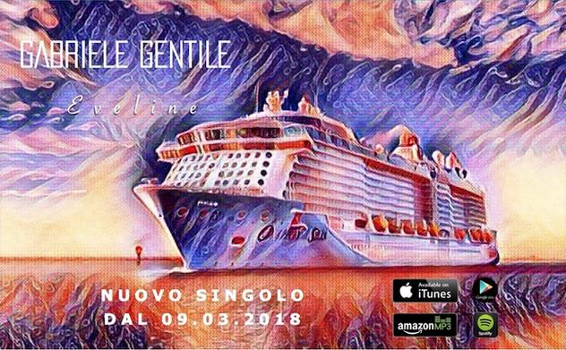 Il nuovo singolo Eveline è in vendita e in streaming!!!