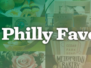 West Philly Favorites.  University City District's series of local gift packs from the neighborhood.