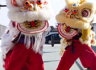 Fourth Annual Lunar New Year Celebration at Walnut West Library