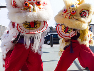 Fourth Annual Lunar New Year Celebration at Walnut West Library