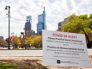 """Philly """"Safer at Home"""" COVID-19 Restrictions Go Into Effect Friday, November 20"""
