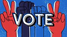 Make Your Voice Count - VOTE!