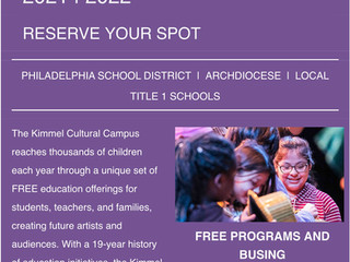 Free Children Performing Arts Education Programs!! / Registrations Open