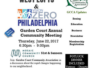 Join us at the June GCCA Annual Meeting