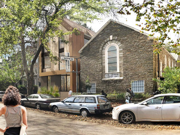 GCCA Supports Preservation and New Apartments at Good Shepherd