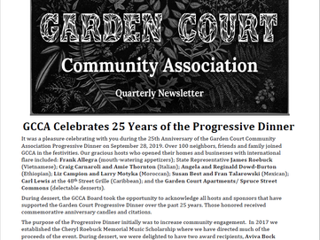 Read the Latest Edition of GCCA News