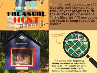 Book Treasure Hunt!