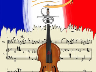 """Curio Theatre's  """"A SYMPHONY FOR SAINT-GEORGES"""" opening March 19th  NOW EXTENDED to APRIL 25th!"""