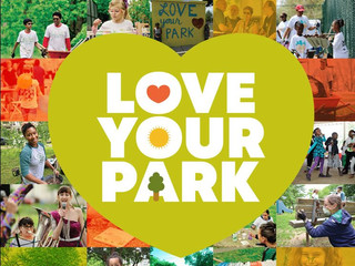 LOVE YOUR PARK(s) !!