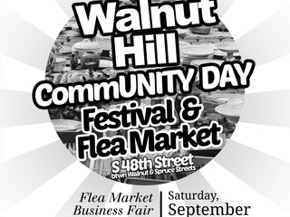 Walnut Hill Community Day Festival and Flea Market