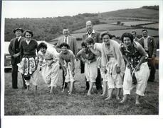 Purslow Sports - 1960 bloomers!
