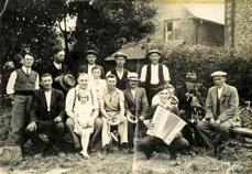 1935 Pitching Iron Quoits
